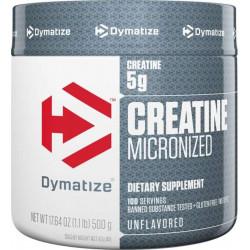 Dymatize Nutrition Creatine Micronized 500 г без вкуса