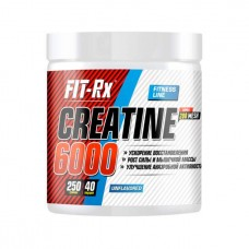 FIT-Rx Creatine 6000 250 г без вкуса