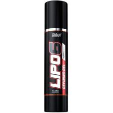 Жиросжигатель Nutrex Lipo-6 Defining Gel, 120 мл, Unflavoured