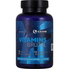 Витаминно-минеральный комплекс Geon Brutal Vitamins 90 капсул