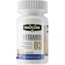Витамин D Maxler Vitamin D3 180 таблеток