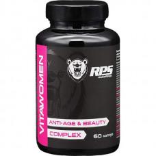 Витаминно-минеральный комплекс RPS Nutrition Vitawomen 60 капсул