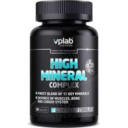 Витаминно-минеральный комплекс VPLab High Mineral Complex 90 капсул