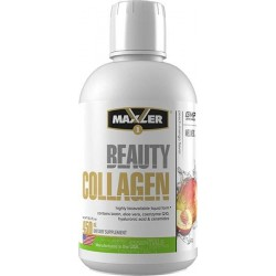 Maxler Beauty Collagen 450 ml - 450 мл, Персик-Манго