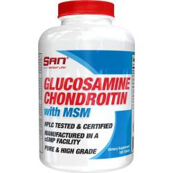 SAN Glucosamine Chondroitin MSM 180 tab - 180 таблеток