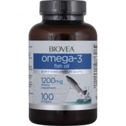 Biovea Omega-3 1200mg - 100 капс.
