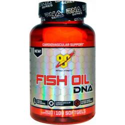 BSN DNA Fish Oil 100 softgels - 100 капс