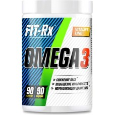 FIT-Rx Omega 3 - 90 капс.