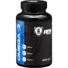 RPS Nutrition Fish Oil 200 cap - 200 капс