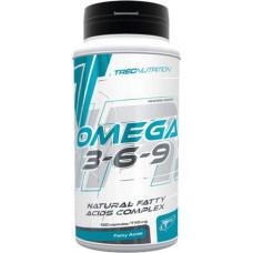 Trec Nutrition Omega 3-6-9 120 cap - 120 капсул
