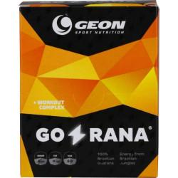 Geon GO-RANA 16 amp - 16х25мл, Вишня-Кофе