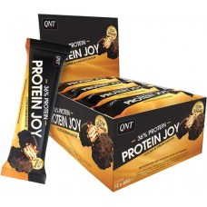 QNT Protein Joy Bar Box 12 x 60g - 12 шт., Печенье-крем