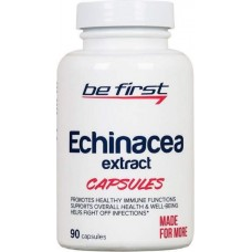 Be First Echinacea extract 90 cap - 90 капсул