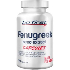 Be First Fenugreek seed extract 90 cap - 90 капсул