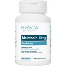 EuroVital Melatonin 10mg 60tab - 60 таб.