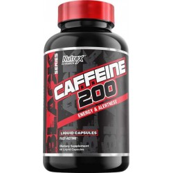 Nutrex Caffeine 200 liquid 60 cap - 60 капс.