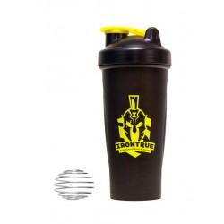 Шейкер IronTrue ITS901 700 мл, Черный-Желтый