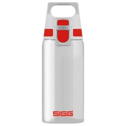 Бутылка Sigg Total Clear One Red 0.5 л