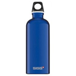 Бутылка Sigg Traveller Dark Blue 0.6 л