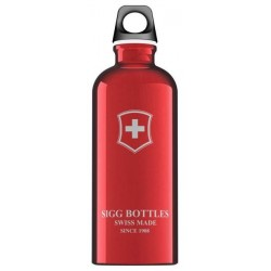Бутылка Sigg Swiss Emblem 0.6 л