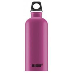 Бутылка Sigg Traveller Розовый 0.6 л