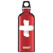 Бутылка Sigg Swiss Red 0.6 л