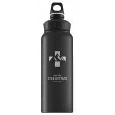 Бутылка Sigg WMB Mountain Black Touch 1 л