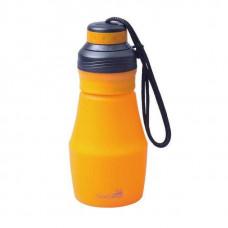 Бутылка для воды AceCamp Collapsible Silicone Bottle 0.6L - складная 1546-orange