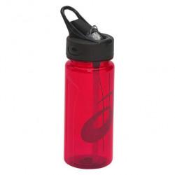 Бутылка для воды Asics Bottle 0.6 л красная