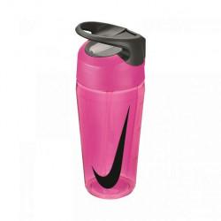 Бутылка для воды Nike TR Hypercharge Straw Bottle 946 мл розовая