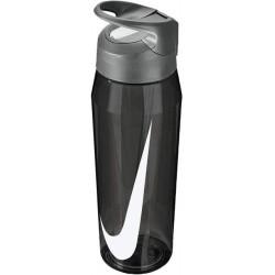 Бутылка для воды Nike TR Hypercharge Straw Bottle 946 мл NOBE2-061 черная