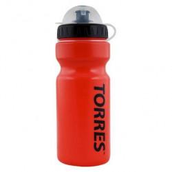 Бутылка для воды Torres SS1066 красная