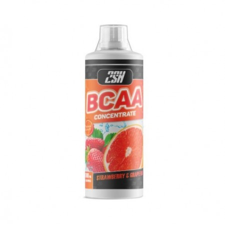 2SN Bcaa concentrate 500 мл со вкусом клубники-грейпфрут