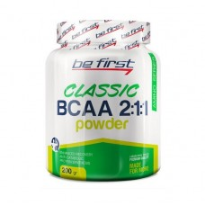Be First Bcaa 2:1:1 classic powder 200 г со вкусом вишни