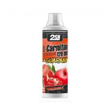 2SN L-Carnitine + Guarana, 1000 мл, Pomegranate