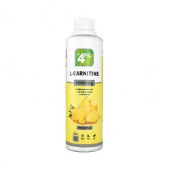 4Me Nutrition L-Carnitine concentrate 3000, 500 мл, Pineapple