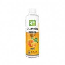 4Me Nutrition L-Carnitine concentrate 3000, 500 мл, Orange