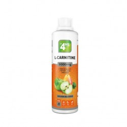 4Me Nutrition L-Carnitine concentrate 3000, 500 мл, Golden delicious