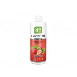 4Me Nutrition L-Carnitine concentrate 3000, 1000 мл, Strawberry