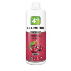 4Me Nutrition L-Carnitine concentrate 3000, 1000 мл, Cherry