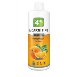 4Me Nutrition L-Carnitine concentrate 3000, 1000 мл, Orange