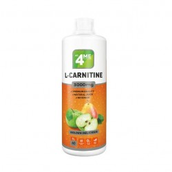 4Me Nutrition L-Carnitine concentrate 3000, 1000 мл, Golden delicious