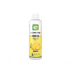 4Me Nutrition L-Carnitine + Guarana Attack 3600, 500 мл, Pineapple