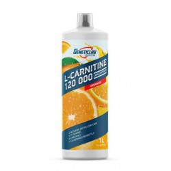 GeneticLab Nutrition L-Carnitine 120 000, 1000 мл, Orange