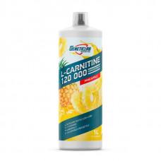GeneticLab Nutrition L-Carnitine 120 000, 1000 мл, Pineapple