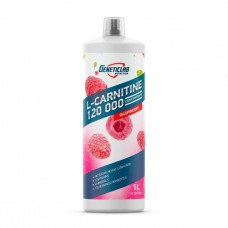 GeneticLab Nutrition L-Carnitine 120 000, 1000 мл, Raspberry