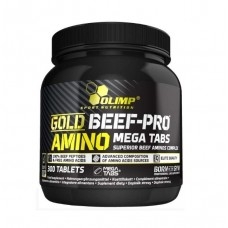 Olimp Gold Beef Pro Amino Mega Tabs 300 таблеток