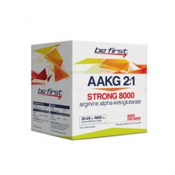 Be First Aakg 2:1 Strong 8000 со вкусом цитрусовый микс 20 амп Х 25 мл