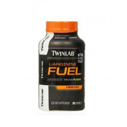 Twinlab L-Arginine fuel 500 мг 90 капсул