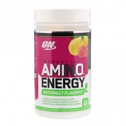Optimum Nutrition Essential Amino Energy Naturally Flavored 225 г, малиновый лимонад